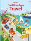 First Sticker Book Travel - Book