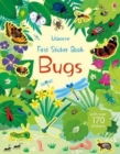 First Sticker Book Bugs - Book