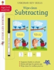 Wipe-clean Subtracting 5-6 - Book