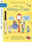 Wipe-clean Telling the Time 7-8 - Book