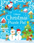 Christmas Puzzles Pad - Book