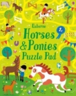 Horses and Ponies Puzzles Pad - Book