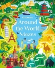 Around the World Mazes - Book