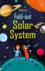 Fold-Out Solar System - Book