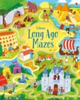 Long Ago Mazes - Book