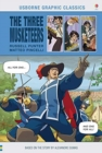 The Three Musketeers Graphic Novel - Book