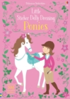 Little Sticker Dolly Dressing Ponies - Book
