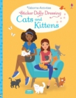Sticker Dolly Dressing Cats and Kittens - Book