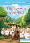 The Boy Who Cried Wolf : Usborne English Readers Level 1 - Book
