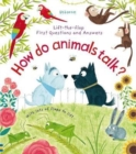 How Do Animals Talk? - Book
