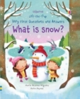 What is Snow? - Book