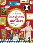 Lift the Flap Questions & Answers About Art - Book