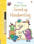 Wipe-Clean Joined-up Handwriting - Book