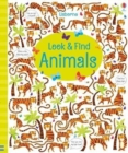Look and Find Animals - Book