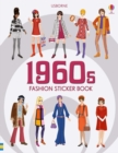 1960s Fashion Sticker Book - Book