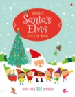 Santa's Elves Sticker Book - Book