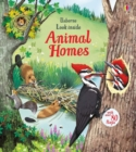 Look Inside Animal Homes - Book