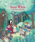 Peep Inside a Fairy Tale Snow White and the Seven Dwarfs - Book