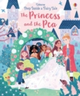 Peep Inside a Fairy Tale Princess & the Pea - Book
