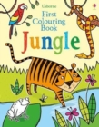 First Colouring Book Jungle - Book