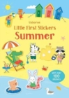 Little First Stickers Summer - Book