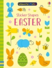 Sticker Shapes Easter - Book