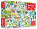 Usborne Book and Jigsaw London - Book