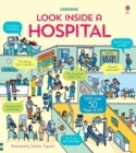 Look Inside a Hospital - Book