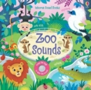 Zoo Sounds - Book