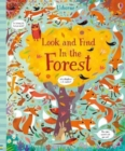 Look and Find In the Forest - Book