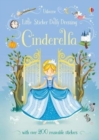 Little Sticker Dolly Dressing Fairytales Cinderella - Book