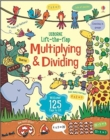 Lift the Flap Multiplying and Dividing - Book