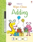 Wipe-Clean Adding - Book