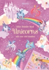 Unicorns Transfer Activity Book - Book