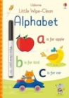 Little Wipe-Clean Alphabet - Book