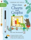 Wipe-Clean Charts & Graphs 6-7 - Book