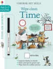 Wipe-Clean Time 8-9 - Book