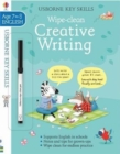 Wipe-Clean Creative Writing 7-8 - Book