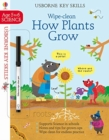 Wipe-Clean How Plants Grow 5-6 - Book