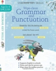 Wipe-Clean Grammar & Punctuation 8-9 - Book