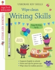 Wipe-Clean Writing Skills 5-6 - Book
