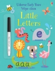 Early Years Wipe-clean Little Letters - Book