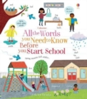 All the Words You Need to Know Before You Start School - Book