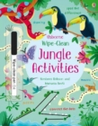 Wipe-Clean Jungle Activities - Book