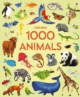 1000 Animals - Book