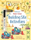 Wipe-Clean Building Site Activities - Book