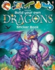 Build Your Own Dragons Sticker Book - Book
