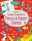Little Children's Pencil and Paper Games - Book