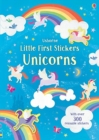 Little First Stickers Unicorns - Book