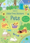 Little First Stickers Pets - Book